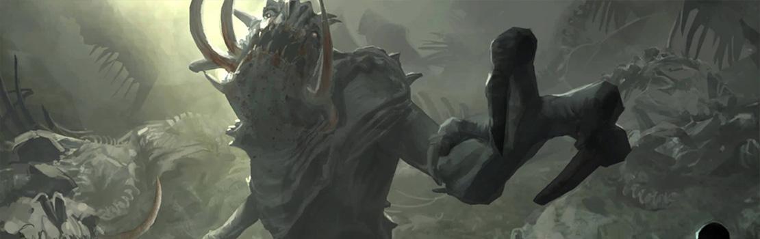 maestro de bestias derrotado